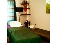 Deep tissue massage,Swedish massage, Indian head massage Hopi ear candling