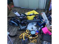 Loads of tools etc