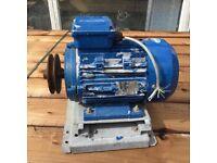 Reclaimed electric motor