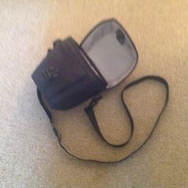 Lowepro camera case.