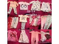 Girls 12-18 month bundle