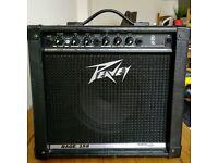 Guitar Amplifier Peavey 158