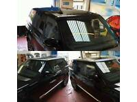Professional Window Tinting Vinyl wrapping
