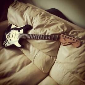 Fender Squier Strat malmsteen scallop