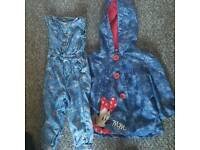 baby girls clothes 9-12months