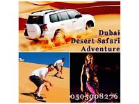 Dubai Desert Safari & Tour