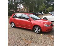 Kia Ceratto, 1600 cc, Manual, 52800 miles