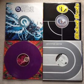 UK/Happy Hardcore Vinyl Collection
