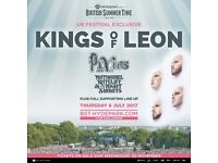 Kings Of Leon - London Summer Sessions