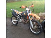 2006 ktm 250sx