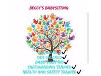 Babysitter/ Nanny