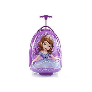 Heys Disney Princess Sofia Kids Hard Luggage Purple