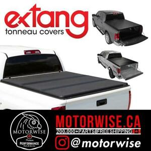 Extang Tonneau Covers | Free Shipping Canada Wide | Browse & Order Directly Online at www.motorwise.ca