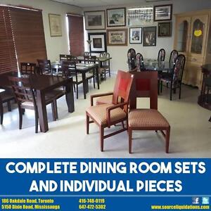 FURNITURE WAREHOUSE SALE ON DINING ROOM SETS AND MORE!!!