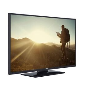 Brand new phillips 32 inch flat screen tv in perfect condition