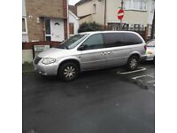 7 Seater Grand Voyager for sale