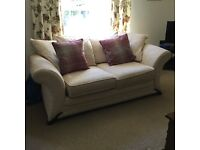 DFS sofa bed and 4 seater sofa for sale