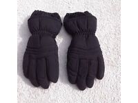 Waterproof motorcycle gloves - Ladies size 4.
