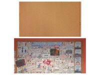 Notice Board 6ft x 4ft framed cork board