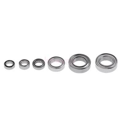 Stainless Steel Ball Bearings - 6 Size Mini Bearing