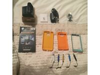 Samsung galaxy S2 i9100 phone accessory bundle
