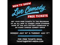 FREE STAND UP COMEDY TICKETS - VENUE SOUTH EAST LONDON