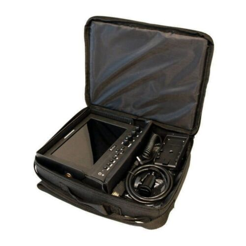 """Deep Soft Padded Carrying Case for 5"""" to 7"""" On-Camera DSLR LCD Video Monitor Kit"""