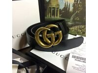 Gucci womens belt marmont brand new unused boxed with receipt 80cm