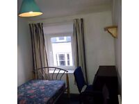 Furnished 1 Double Bedroom Available in a 2-Bedroom Flat House