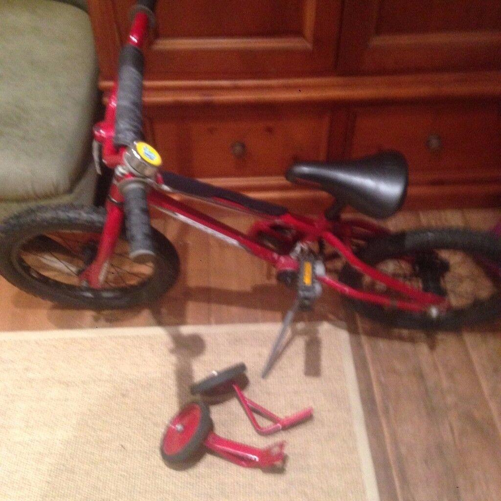 Torken kid Bicycle, + Topeak baby seat