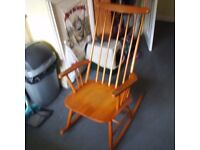 For Sale:- Rocking Chair