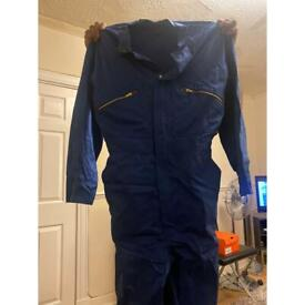 """38"""" MENS WORKING OVERALL"""