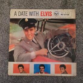 A date with elvis record