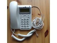 BT Decor 2200 large button telephone