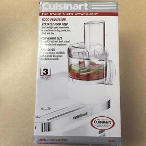 Cuisinart Food Processor Mixer Attachment- SM-FPC- WHITE
