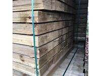 🌳 Tanalised Wooden/ Timber Feather Edge Fencing Boards/ Pieces/ Panels 🌳