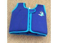 Zoggs children swin vest age 2-3