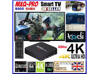 ANDROID TV BOX ✔️MXQ PRO FULLY LOADED✔️4K HD✔️KODI✔️MOVIES HD✔️FREE LIVE TV✔️TV SHOWS✔️SPORTS✔️KIDS