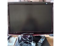 Samsung SyncMaster T220HD DTV/Monitor