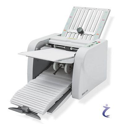 Büro Falzmaschine IDEAL 8306, DIN A4 Faltgerät für 4 Falzarten  115 Blatt / Min.