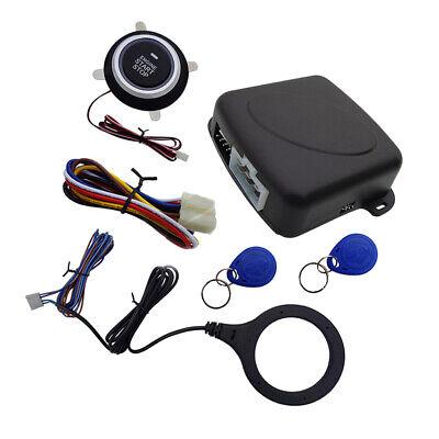 Universal Car Remote Starter Keyless Entry Ultra Start Kit 9pcs / set