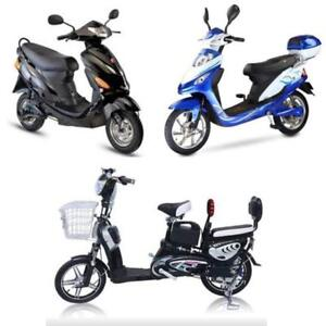 BRAND NEW E-BIKES | SEVERAL MODELS AVAILABLE | ELECTRIC SCOOTER | FREE SHIPPING