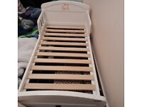 White Baby Weavers Junior /Children's Bed