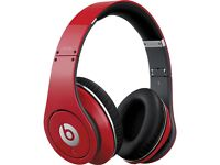 Dr Dre Beats studio over ear headphones