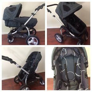 Adiva sport pram stroller.  Free delivery. Immaculately clean. Cairns Cairns City Preview