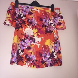 Top from George Asda size 10