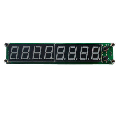 Signal Frequency Counter 8led Rf Tester Meter Led Digital Tester Green