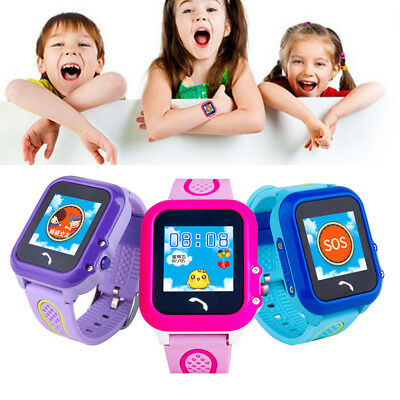 Smart Watch For Kids Best Phone Watch Birthday Holiday Gift With GPS (Best Phone For Kids)