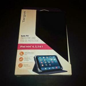 Targus Safe Fit Protective Cover for iPad Mini 1, 2, 3, 4  New