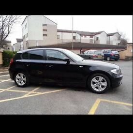 BMW 118SE D 57 REG £30 ROAD TAX